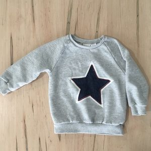Zara Baby Boy 2/3 years Sweatshirt